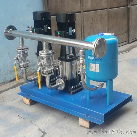高层建筑工地供水加压泵