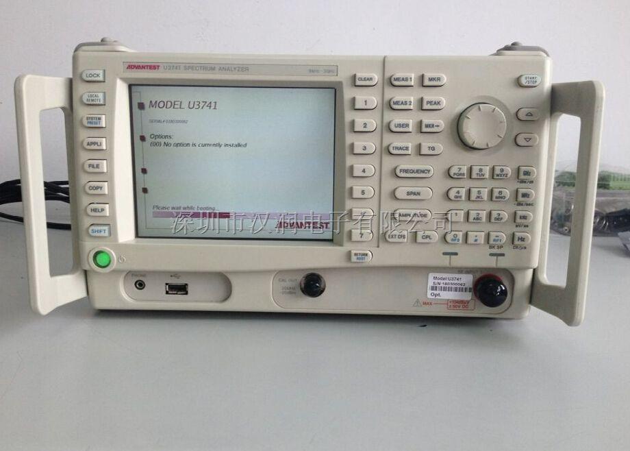 出售U3741 U3751二手8Ghz频谱分析仪 爱德万二手仪器