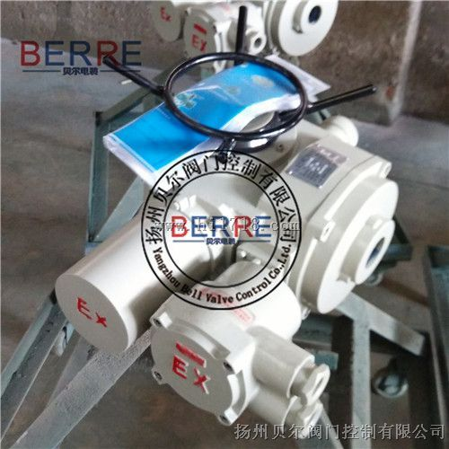 ZB60-24B防爆调节型电动装置