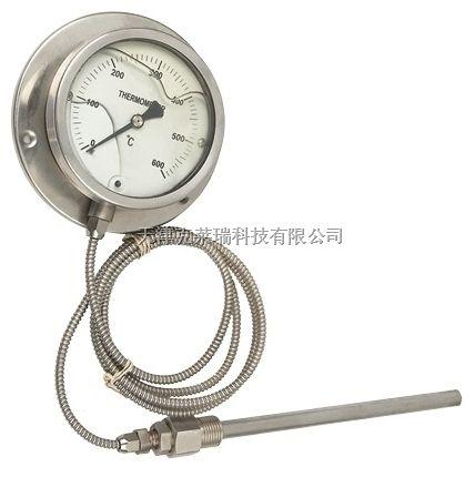 廊坊电接点压力式温度计,不锈钢电接点压力式温度计,