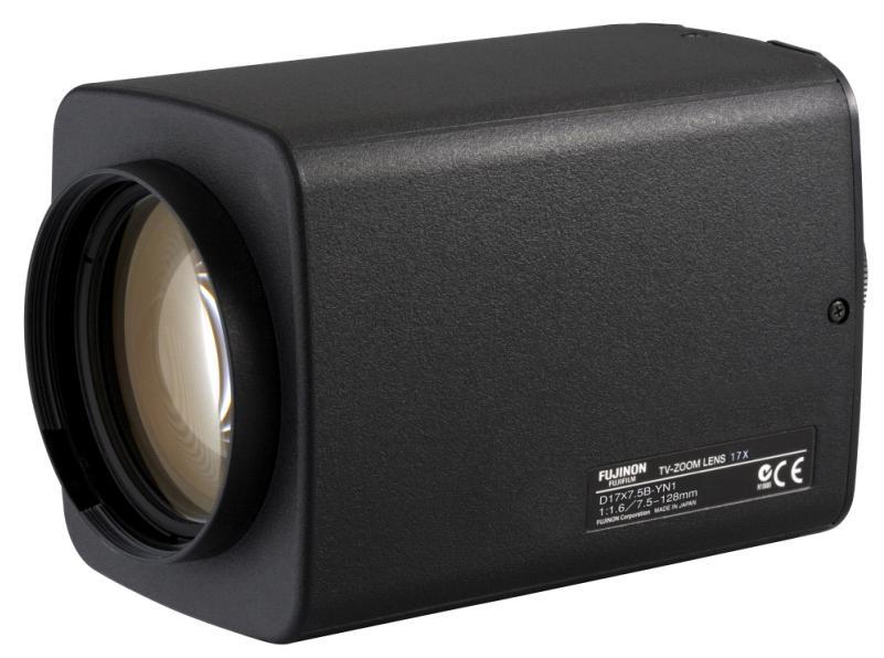 D17 x 7.5B-YN1,富士能交通专用电动变倍镜头,D17 x 7.5B-YN1安装维修