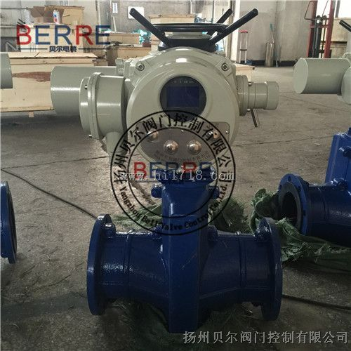 GJ941X-16C DN50电动管夹阀