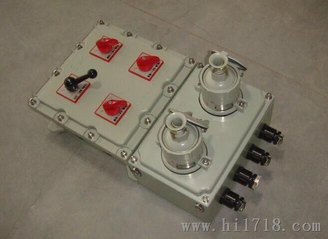 供应 电子元器件 安防监控器材 防爆检修插座箱  类别: 安防监控器材
