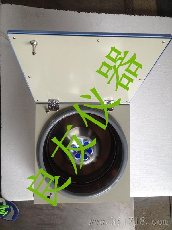 TDL-50台式大容量高速离心机50ML*6