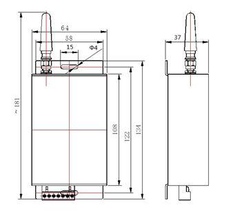 【厂家直销】无线系列选配产品 atb210rt型zigbee无线