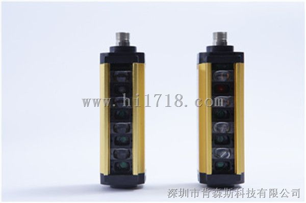 高精度红外线测量光幕测量光栅传感器c20-6410