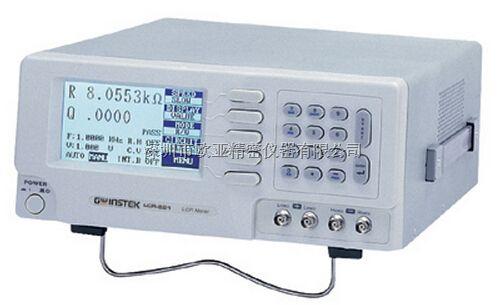 固纬LCR-821数字电桥|GWinstek LCR-821 LCR测试仪