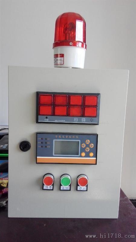 定量控制仪系统是由 流量计,流量定量控制仪,电磁阀和配电箱等装置