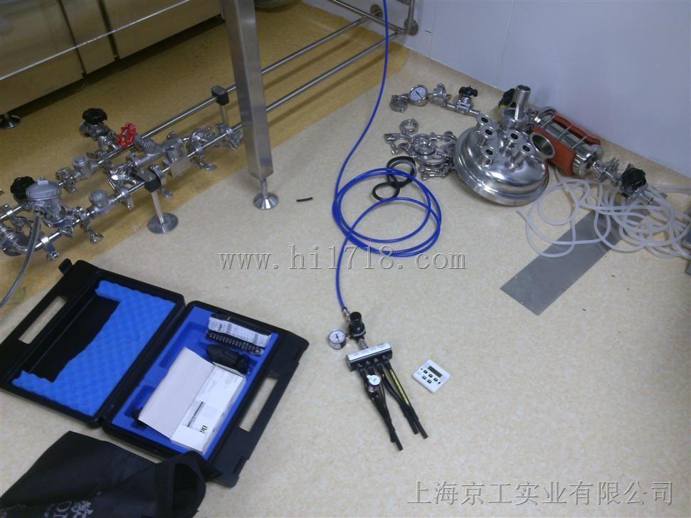 压缩空气含油、含水、颗粒检测服务