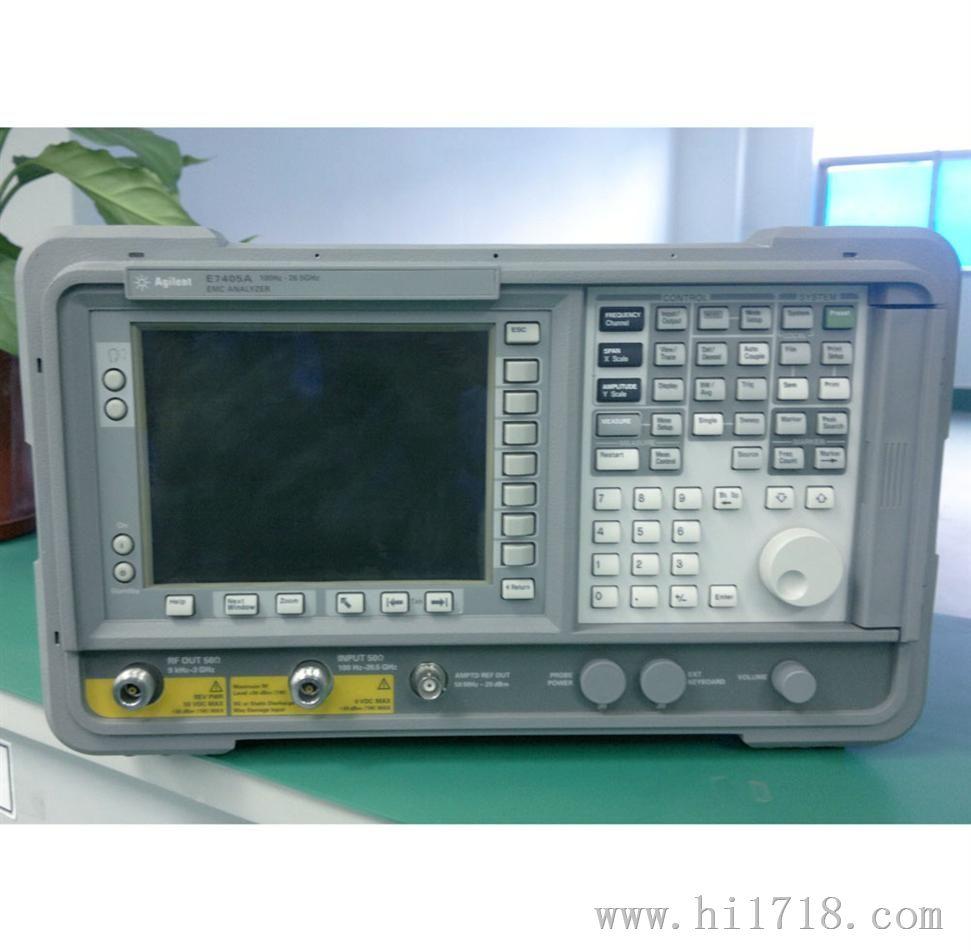 仪器仪表网 供应 电子测量仪器 频谱分析仪 租售e7405a 频谱分析仪 ag