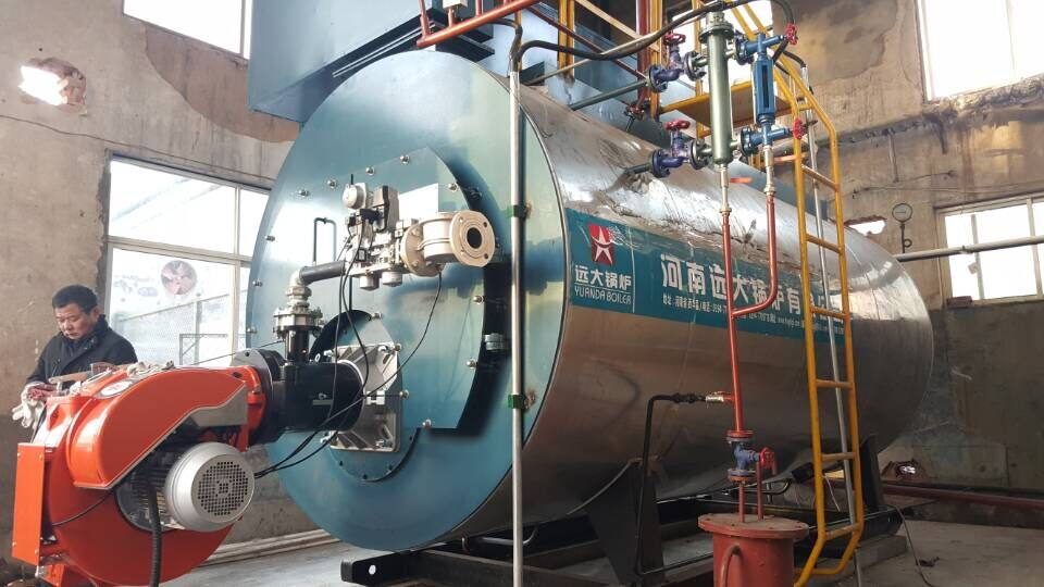 4吨燃油气一体冷凝锅炉报价
