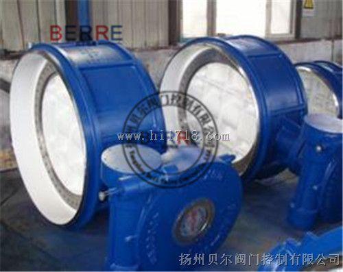 扬州D963H电动焊接蝶阀