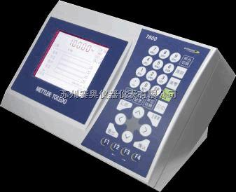 梅特勒-托利多t800ga-1000-023汽车衡称重控制仪表