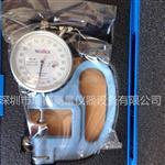 日本原装进口TECLOCK得乐SM-1201精密型测厚表