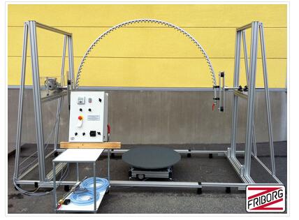 热卖瑞典FRIBORG摆管淋雨试验机6100