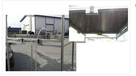 厂价直销瑞典FRIBORG淋雨试验水箱6350