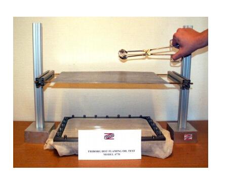 中国区代理瑞典进口Friborg 4700热油测试仪