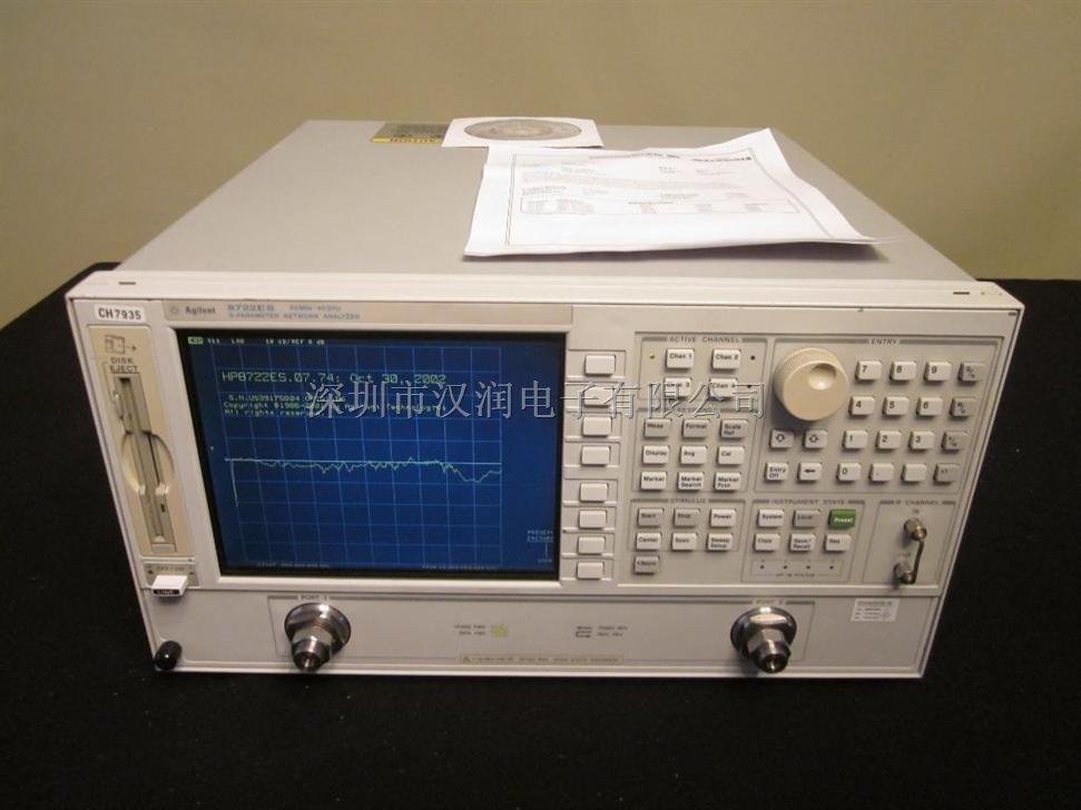 8722ABCD/ES_8722ABCD/ES二手40G网络分析仪