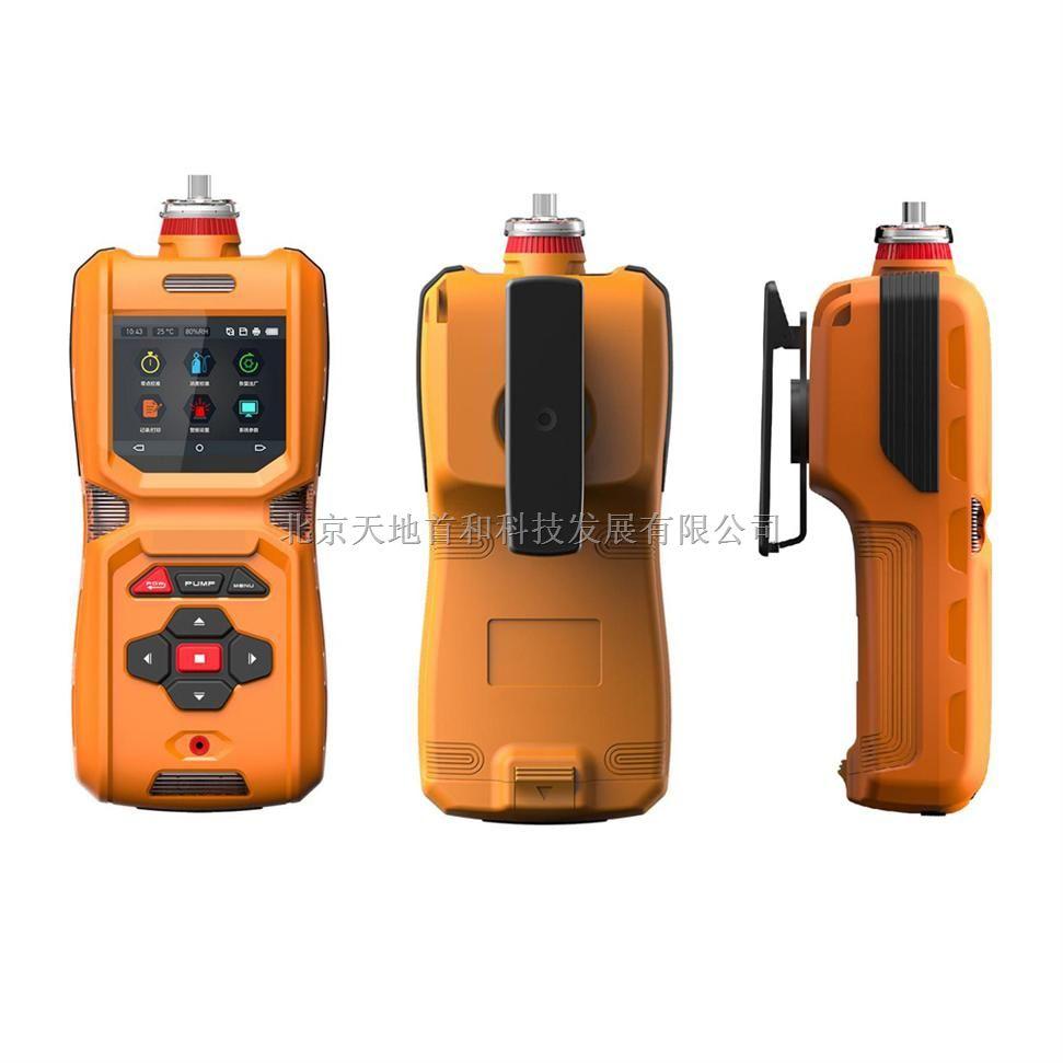 检测原理:工业级电化学传感器的便携式工业级氧气分析仪TD600-SH-O2-I
