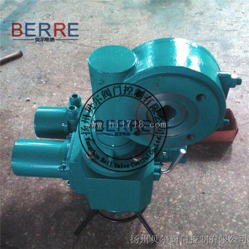扬州DDQ叠加式电动头 防尘、防水、防轻腐蚀