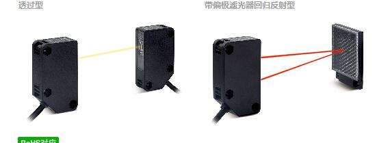 日本SUNX/神视长距离光电传感器 NX-100
