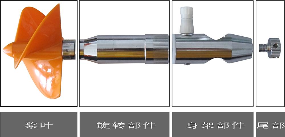 LS1260B流速仪