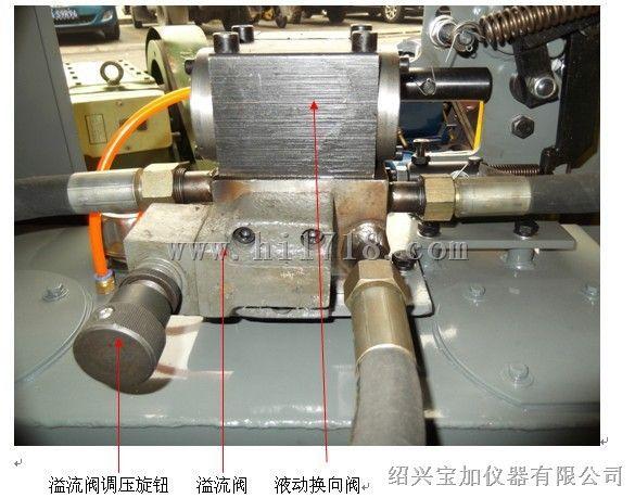 液压钢筋弯箍机-绍兴宝加仪器有限公司