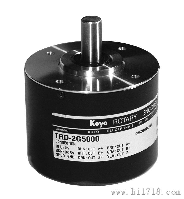 光洋koyo编码trd-n(实心轴)/nh(空心轴)使用参数书