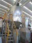 LPG-150高速离心雾化喷雾干燥机优博干燥厂家定制色素蛋白粉开式循环设备