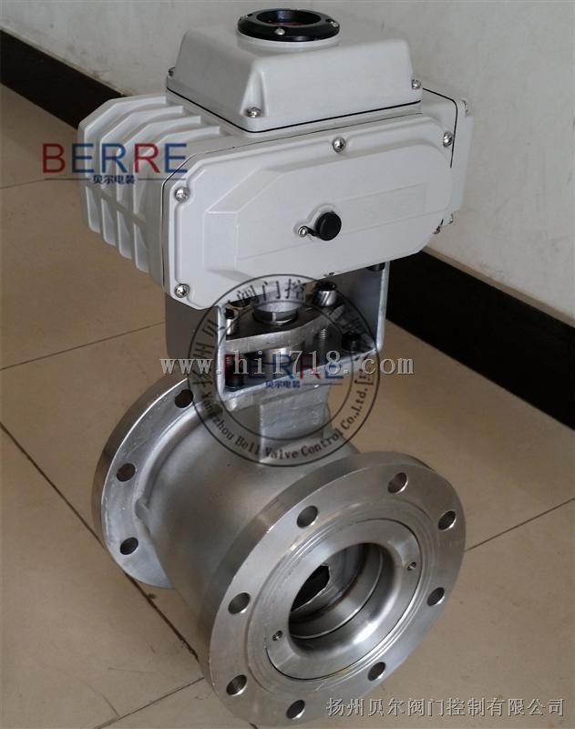 电动调节阀TQV940-16P DN50
