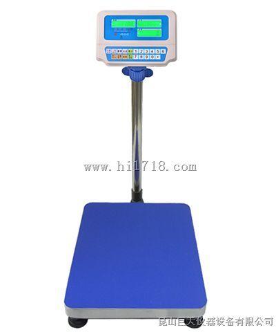 昆山150公斤电子秤,工业计数计重电子台称