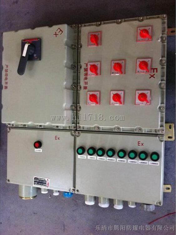 BXM(D)防爆照明动力配电箱