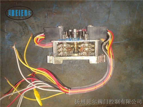 Z电动装置的行程控制机构限位开关计数器