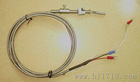 商华供应 t型热电偶 wrc-01
