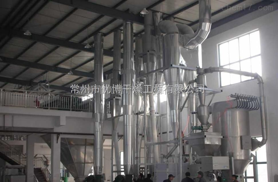 優博供應二苯甲酰甲烷氣流干燥機
