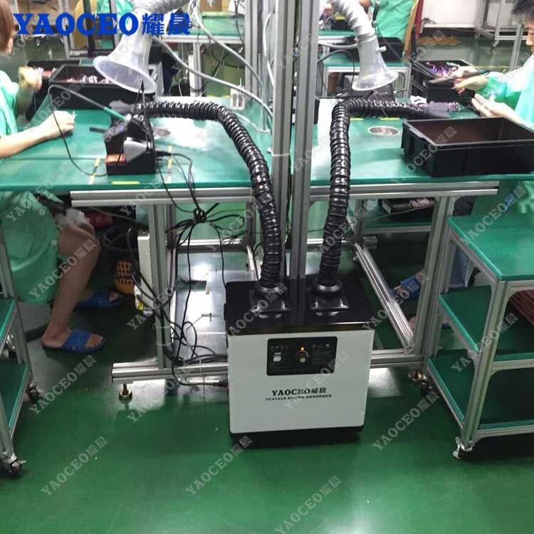 电烙铁焊接电路板模型