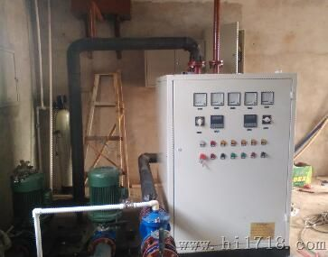 常压立式热水电锅炉