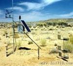风蚀监测站