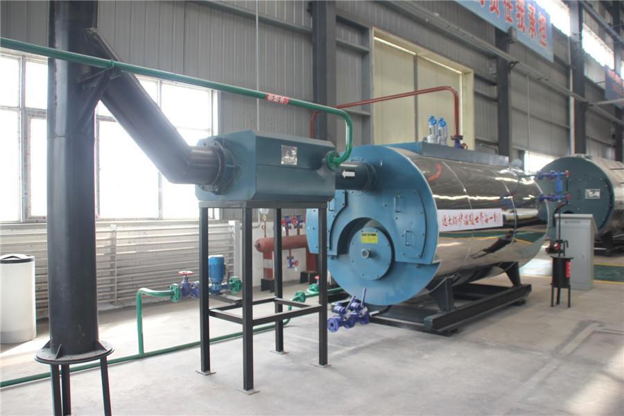 1吨燃气锅炉 1吨蒸汽锅炉工厂报价