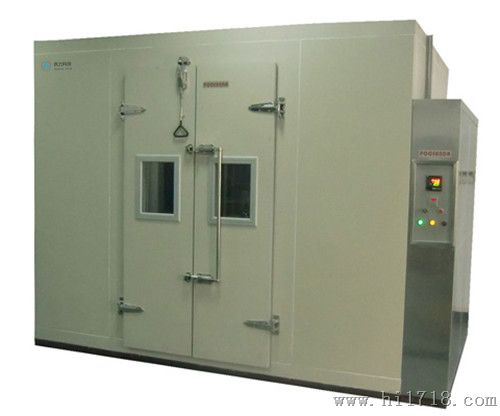 质量保证-20~85℃步入式高低温试验房