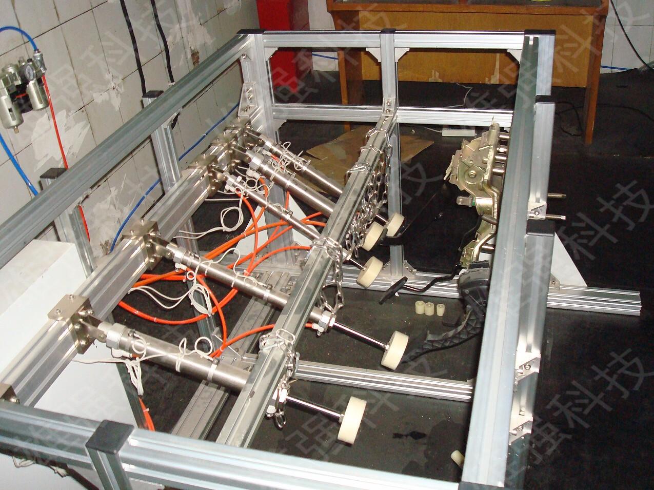 汽车制动系统耐久试验台/汽车检测台/汽车试验台