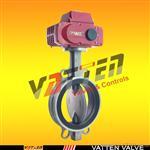 上海電動對夾蝶閥  VT1AEW11AL型號  求購電動對夾蝶閥
