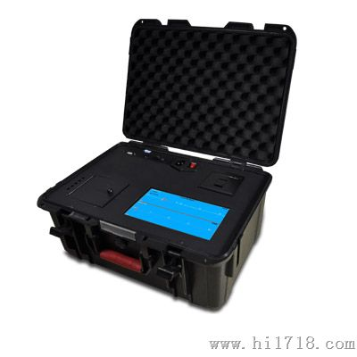 便携式饮用水测定仪 JZ-PC35