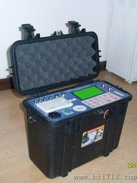 便携式烟气烟尘分析仪(中西牌) 型号:ZX-3000(烟尘+O2+CO2+CO+NO+NO2)