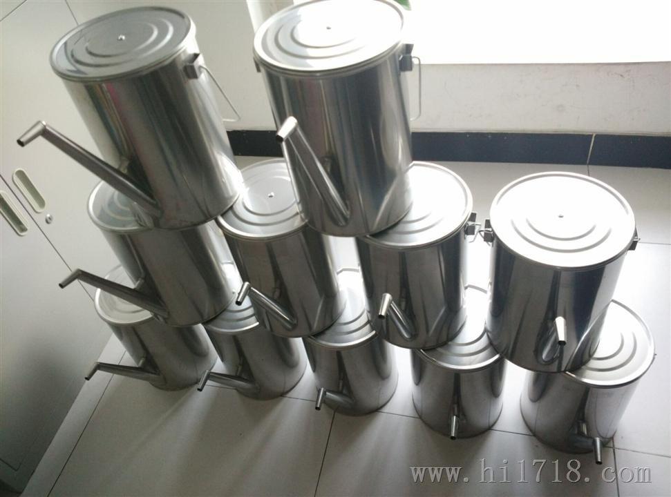 不锈钢过滤大油壶 JZ-BXG