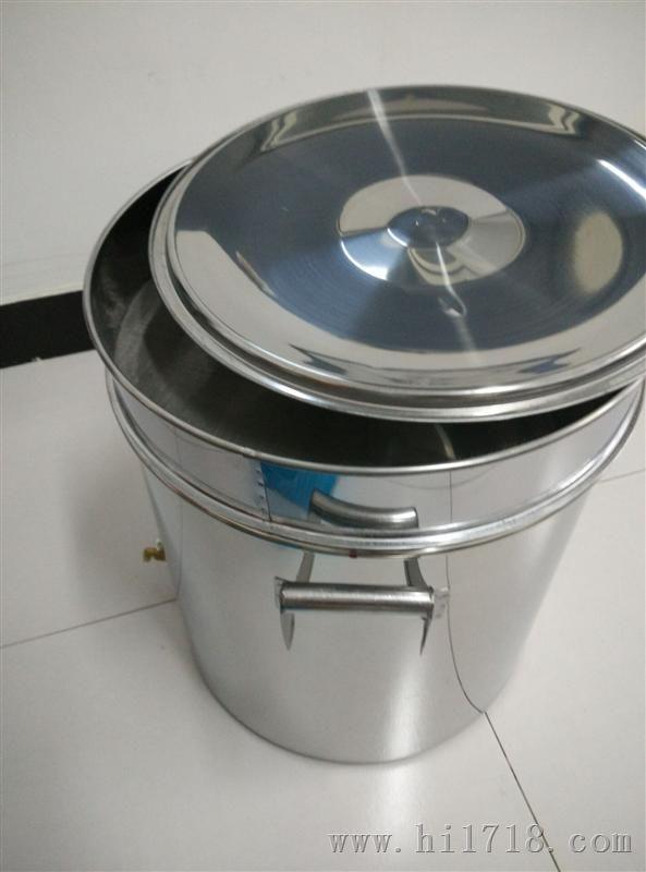 不锈钢过滤油桶 500*500mm(100升)