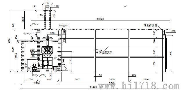 密集烘烤加工烟叶的专用设备,由装烟室和加热室构成,主要设备包括供热设备、通风排湿设备、温湿度控制设备。基本特征是装烟密度为普通烤房的2倍以上,强制通风,热风循环,温湿度自动控制。烤房结构类型按气流方向分为气流上升式和气流下降式。 装烟室 挂(放)置烟叶的空间,设有装烟架等装置。与加热室相连接的墙体称为隔热墙,开设装烟室门的墙体称为端墙,在隔热墙上部和下部开设通风口与加热室连通。 加热室 安装供热设备、产生热空气的空间,在适当的位置安装循环风机。循环风机运行时,通过装烟室隔热墙上开设的通风口,向装烟室输送