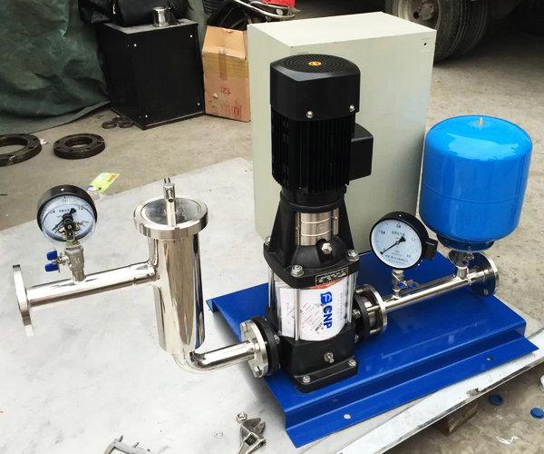 小高层自来水增压泵