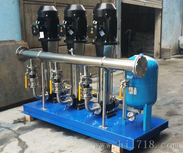 屋顶水箱供水变频增压泵