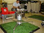 塑胶跑道冲击吸收与垂直变形检测仪2A/3A